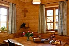 Urige Essecke - Ferienhaus Bayrischer Wald